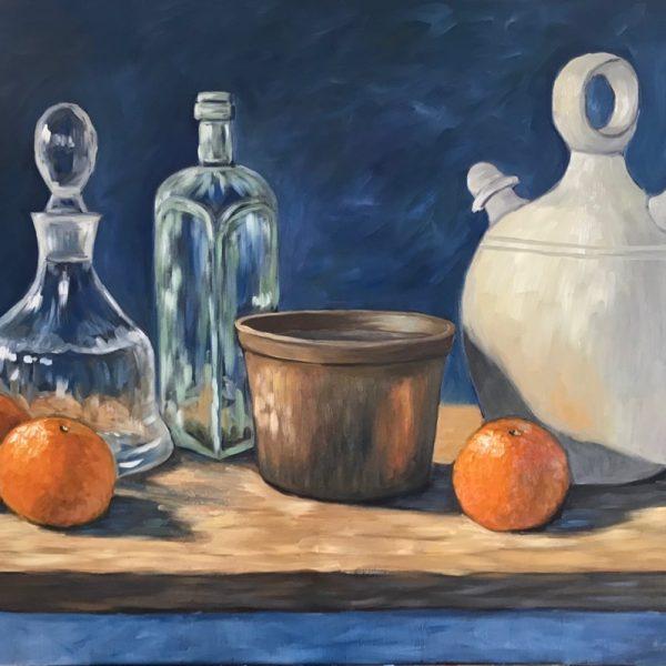 stillleben_mit_flaschen_und_orangen